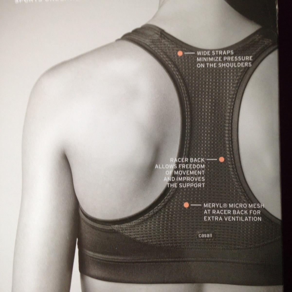 Langeafstandslopen met borsten